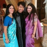 Bollywood Dreh Maria Wei Miri